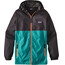 Patagonia Boys Light and Variable Hoody True Teal